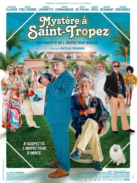 Cine974, Mystère à Saint-Tropez