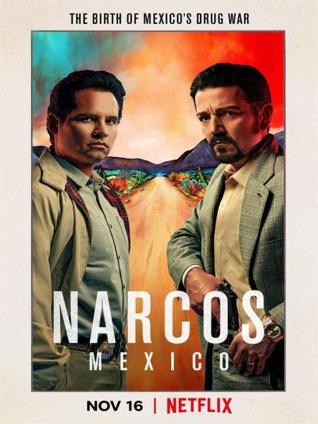 Cine974, Narcos: Mexico