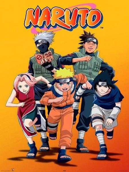 Cine974, Naruto