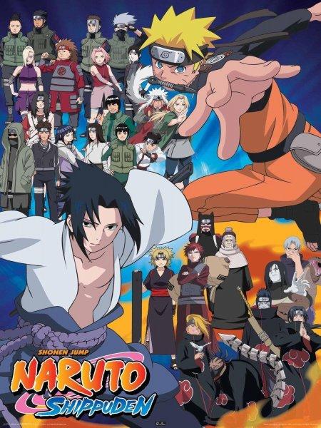 Cine974, Naruto Shippuden