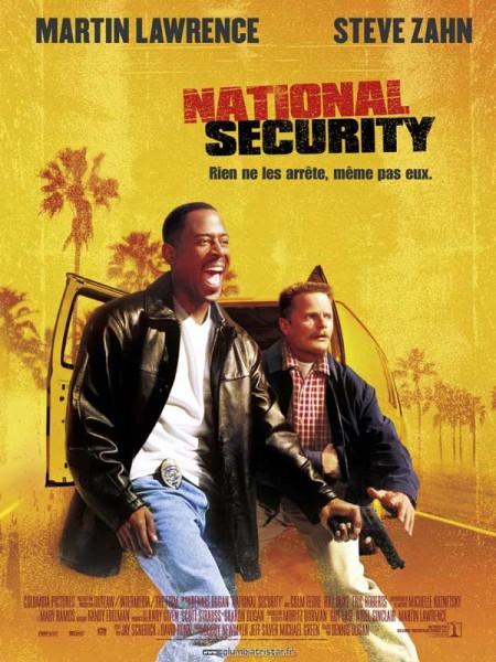 Cine974, National security