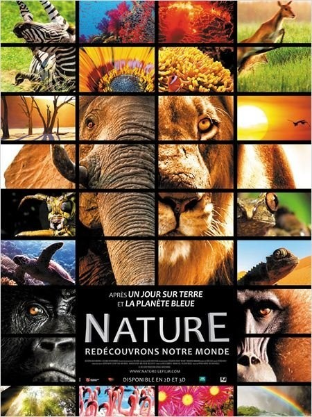 Cine974, Nature