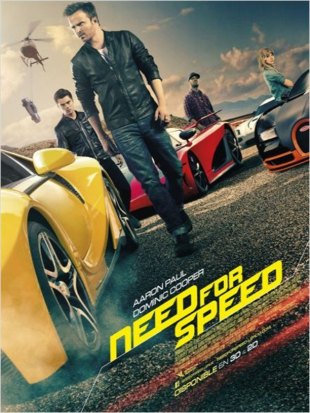 Cine974, NEED FOR SPEED
