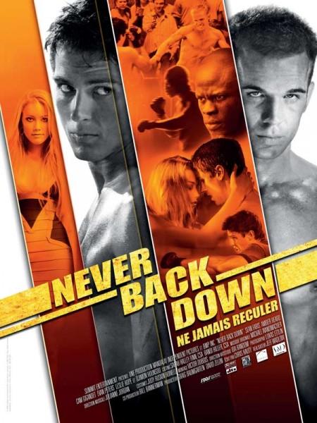 Cine974, Never Back Down