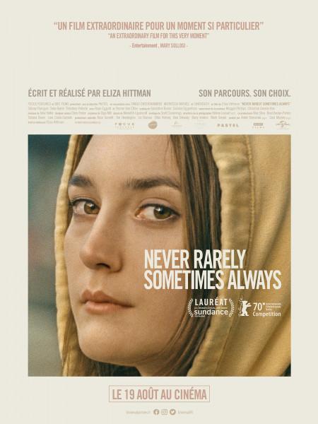 Cine974, Never Rarely Sometimes Always