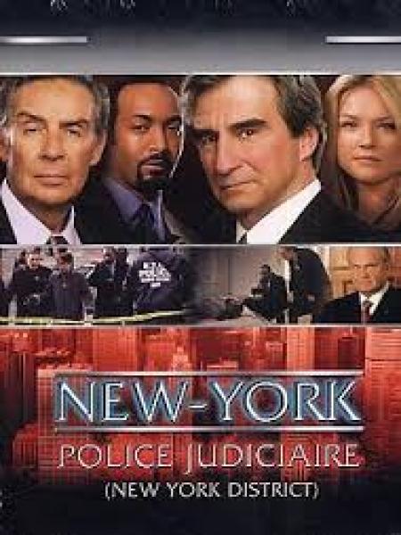 Cine974, New York District / New York Police Judiciaire