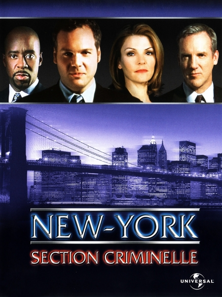 Cine974, New York Section Criminelle