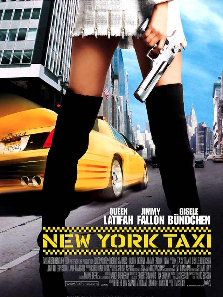 Cine974, New York taxi