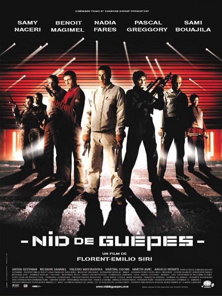 Cine974, Nid de guêpes