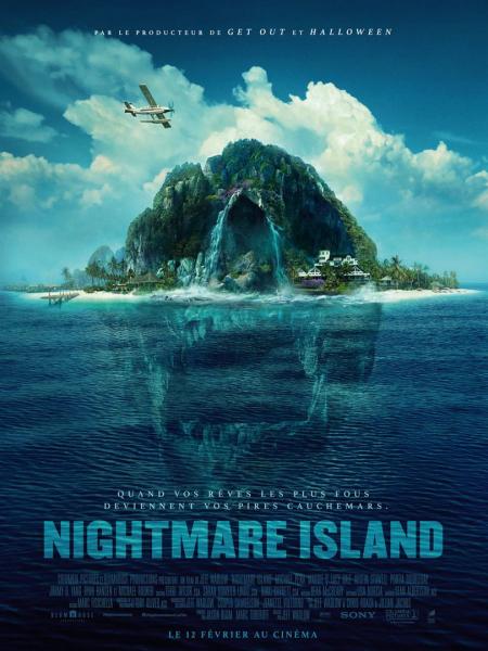 Cine974, Nightmare Island