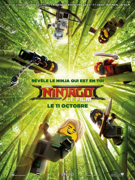 Cine974, Ninjago