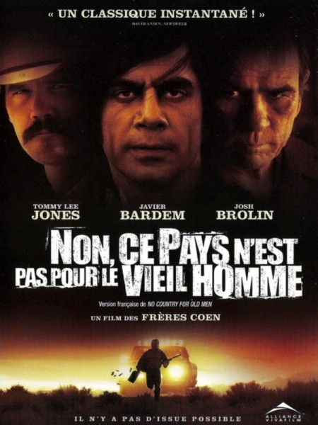 Cine974, No Country for Old Men - Non, ce pays n'est pas pour le vieil homme