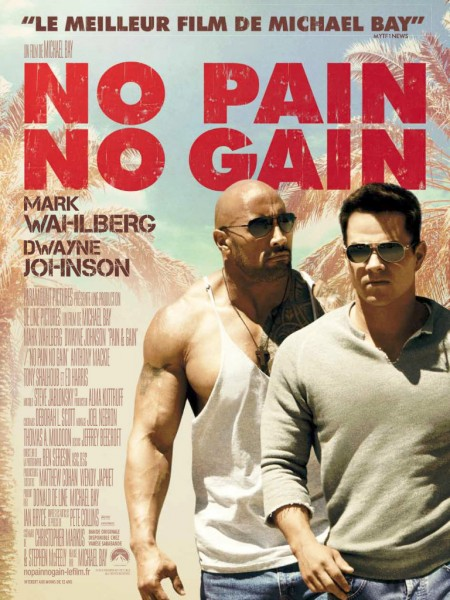 Cine974, No Pain No Gain