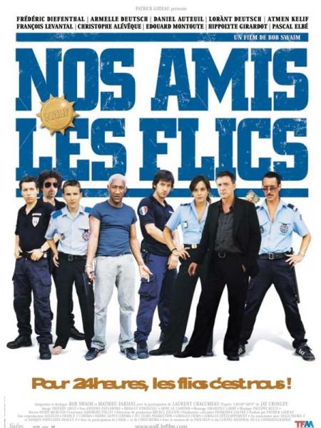 Cine974, Nos amis les flics