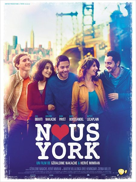 Cine974, Nous York