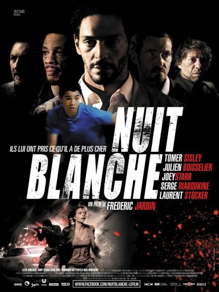 Cine974, Nuit blanche
