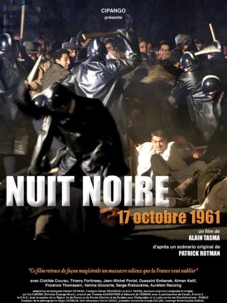 Cine974, Nuit noire, 17 octobre 1961