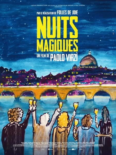 Cine974, Nuits magiques