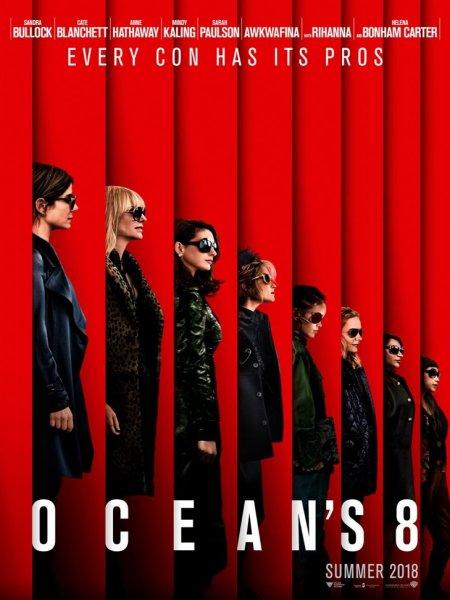 Cine974, Ocean's 8