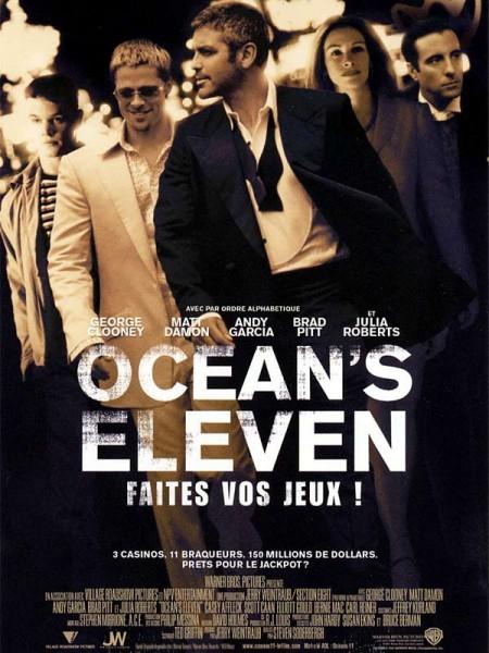 Cine974, Ocean's Eleven