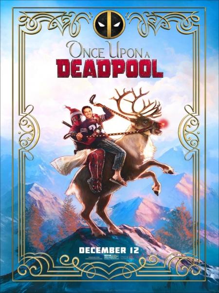 Cine974, Once Upon a Deadpool