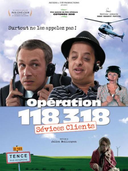 Cine974, Opération 118 318, sévices clients