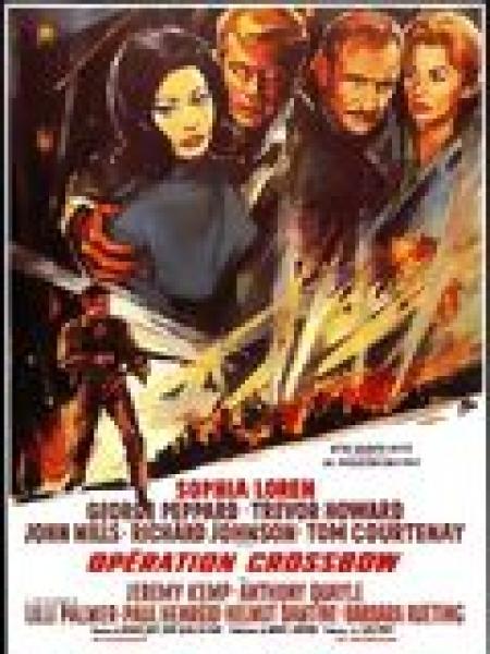 Cine974, Opération Crossbow