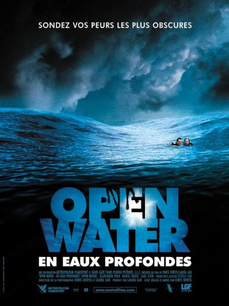 Cine974, Open water en eaux profondes