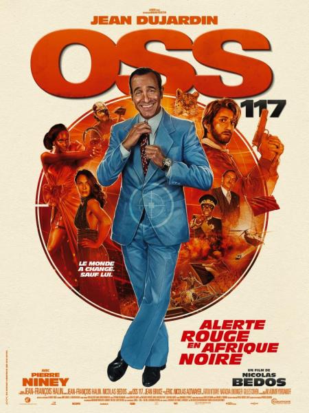 Cine974, OSS 117 : Alerte rouge en Afrique noire