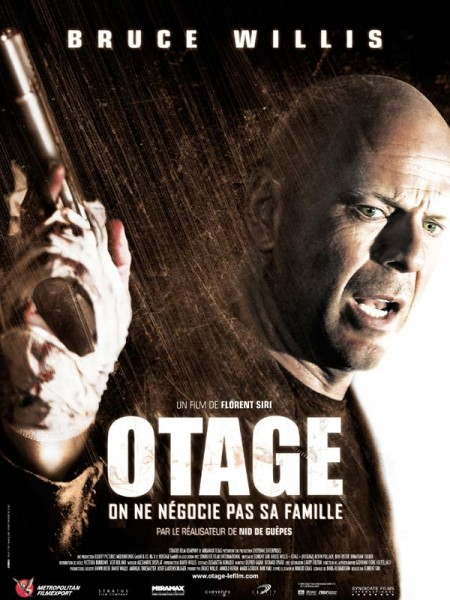 Cine974, Otage