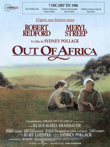 Cine974, Out of Africa - Souvenirs d'Afrique