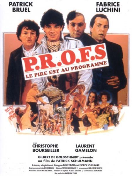 Cine974, P.R.O.F.S.