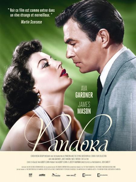 Cine974, Pandora