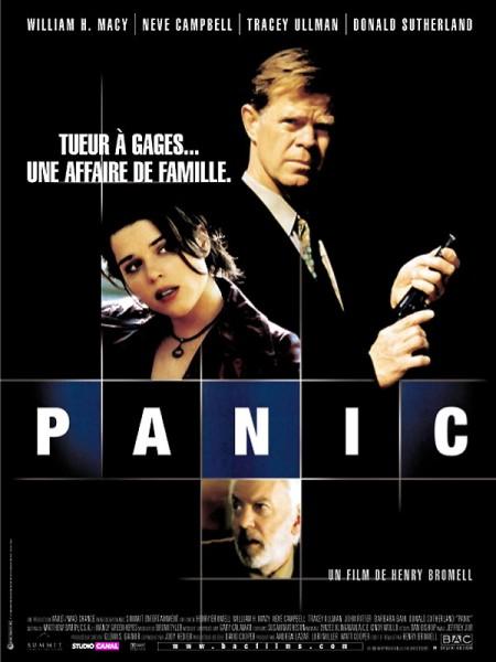 Cine974, Panic