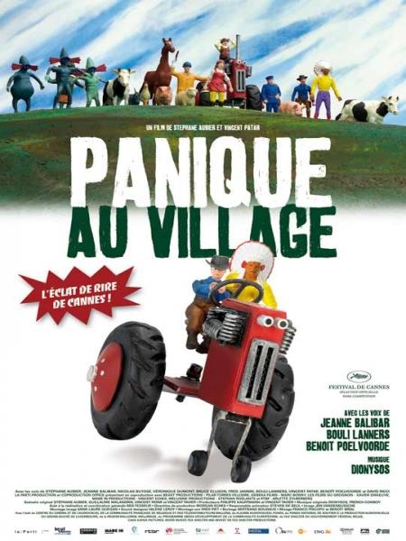 Cine974, Panique au village