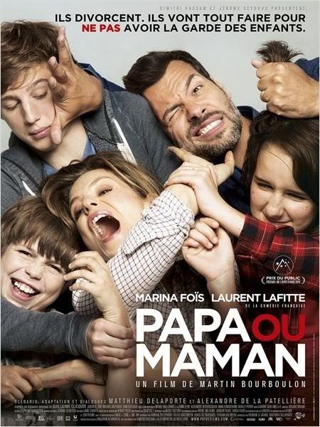 Cine974, Papa ou maman