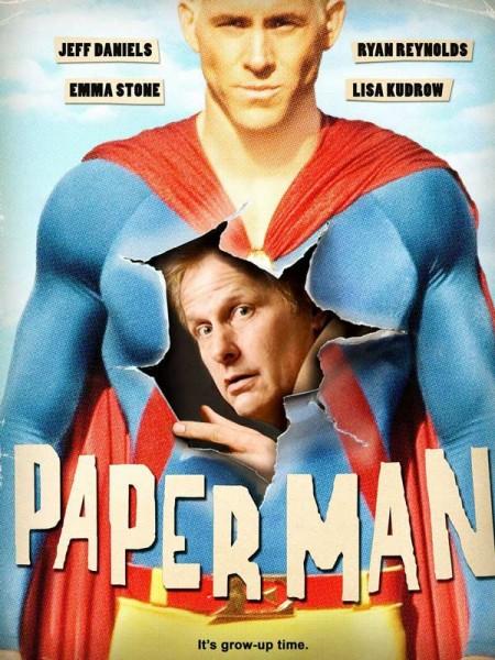 Cine974, Paper Man
