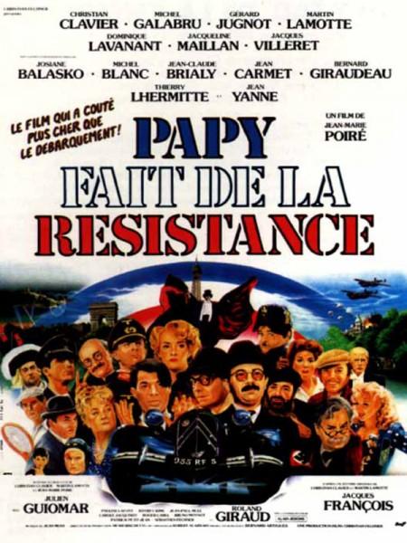 Cine974, Papy fait de la résistance
