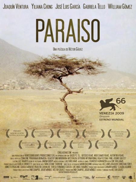 Cine974, Paraiso