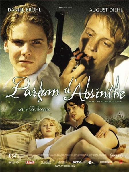 Cine974, Parfum d'absinthe