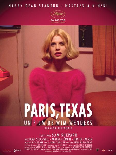 Cine974, Paris, Texas