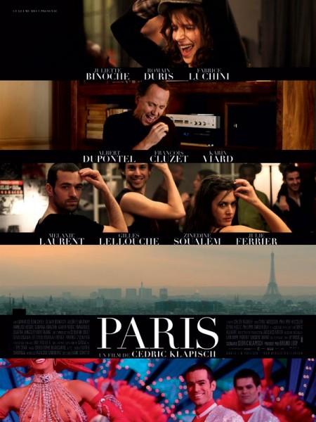 Cine974, Paris