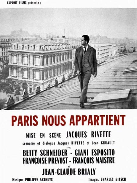 Cine974, Paris nous appartient