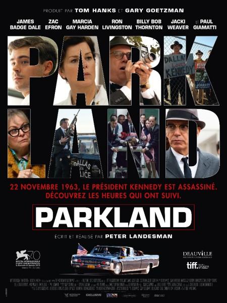 Cine974, Parkland