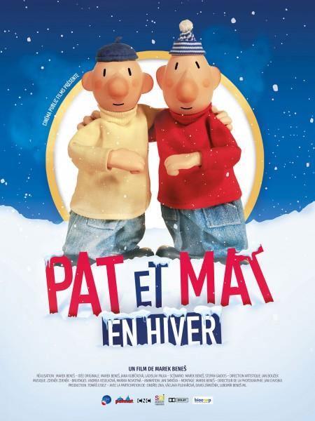 Cine974, Pat et Mat en hiver