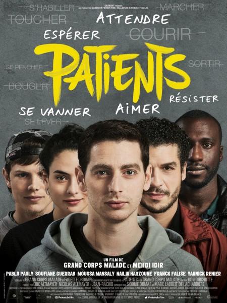 Cine974, Patients
