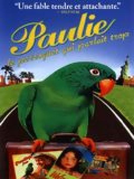 Cine974, Paulie, le perroquet qui parlait trop