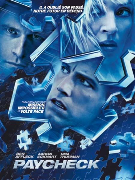 Cine974, Paycheck