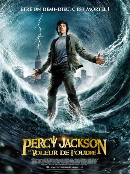 Cine974, Percy Jackson : le voleur de foudre