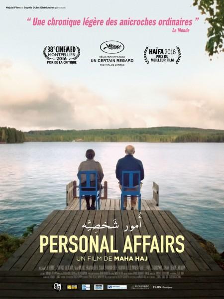 Cine974, Personal Affairs